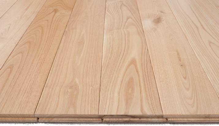 栗树 | 压型木材